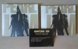 CD Pearl Jam - Ten (Deluxe Edition)