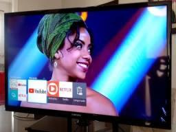 "TV S.M.A.R.T 32"" L.E.D. Full HD Digital Novinha(internet, Wi-Fi, NetFlix, GloboPlay)"