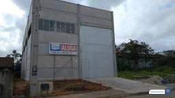 Galpão/depósito/armazém para alugar em Araquari, Araquari cod:IR3837