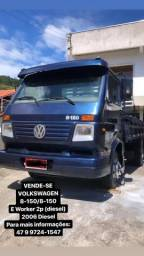 Caminhão Volkswagen 8-150/8-150 - 2006
