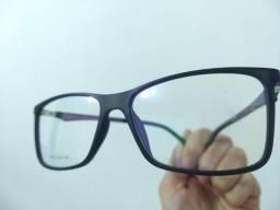 34de132c3 Armação grau óculos masculino novo só 50,00 para retirar no Alto Boqueirão  3 peças