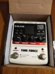 Pedal Time Force Delay Looper