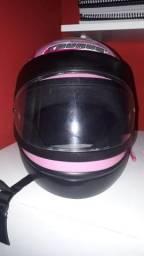 Vendo capacete Taurus sem marcas de uso