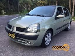 Clio Sed RT Privilge 1.6 - 2004 - Completo - 2004