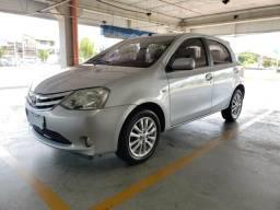 Toyota Etios XLS 1.5 ano 2013/2013 completo - 2013