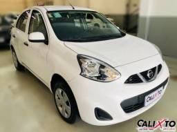Nissan March 1.0 S Completo Flex - 2018