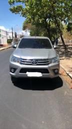 Hilux SRV 2017 4x2 Gasolina - 2017