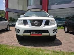 Frontier 2014 2.5 SL 4x4 CD Turbo Eletronic Diesel - 2014