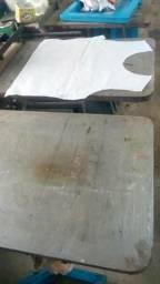 Mesa térmica de estamparia completa