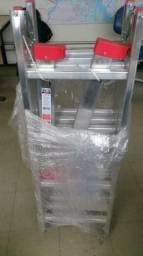 Escada Bota fogo articulada 4 x 4 - Nova sem uso