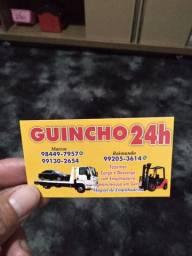 Título do anúncio: Guincho 24horas