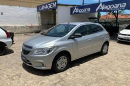 Onix Hatch LT 1.0 8V completo - (alagoanaveiculos) - 2015