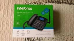 Telefone Rural Residencial Intelbras CF4201
