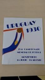 Álbum copa do mundo 1930 inédito completo para colar
