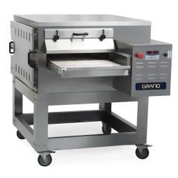 Forno esteira pizza a gás Fe500 Grano * cesar