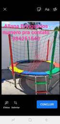 Allana Brinquedos alugamos pulapula piscina de bolinha numero pra contato *