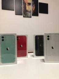 Iphone 11 128GB (Consulte Cores Disponiveis) - Garantia Apple - Aceito o seu Na Troca !