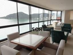 Edifício Salvador Dali, luxo e sofisticação com fascinante vista para o mar, 04 suítes, 03