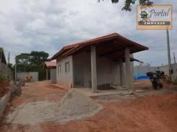 Casa com 2 dormitórios à venda, 66 m² por R$ 300.000 - Parque Videiras - Jarinu/SP
