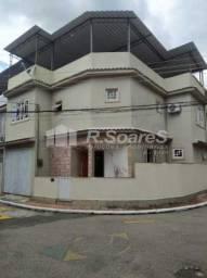 Casa de condomínio à venda com 3 dormitórios em Madureira, Rio de janeiro cod:LDCN30007