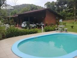 Casa 4 dormitórios - Ribeirão Fresco - Blumenau/SC