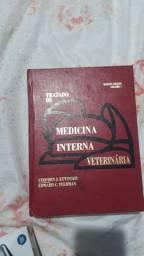 3 livros de medicina veterinária (leia o anuncio)