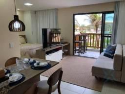 Apartamento com 1 dormitório à venda, 39 m² por R$ 310.000,00 - Cumbuco - Caucaia/CE