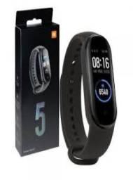Smartwatch Mi band 5 pulseira inteligente