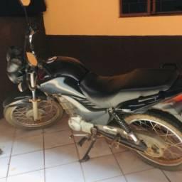 Moto fan 150 2012