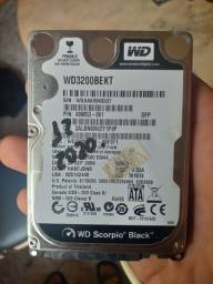 HD 320Gb Notebook