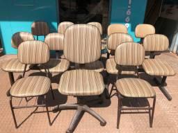 Cadeiras de consultório/escritório