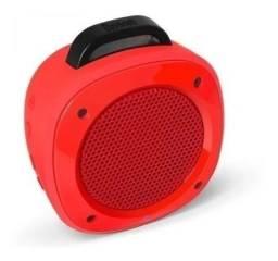 Caixa de Som Bluetooth Divoom Airbeat 10 Vermelho