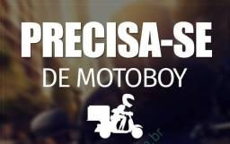 Precisa-se de Motoboys