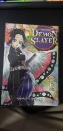 Mangá Demon Slayer 06