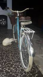 Bicicleta vintage antiga