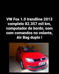 Fox trendline 1.0 completo 2013 82 mil km