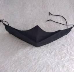 Máscara em tecido 3D