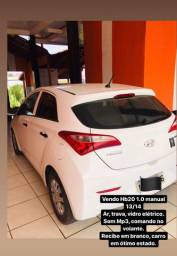 HB20 Hyundai 1.0 manual