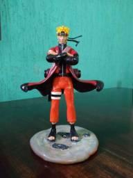 Naruto modo sennin em resina