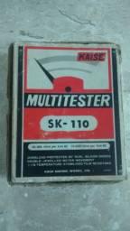 Multímetro Kaise modelo SK-110