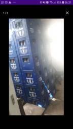 Caixa de refrigerante retornavel
