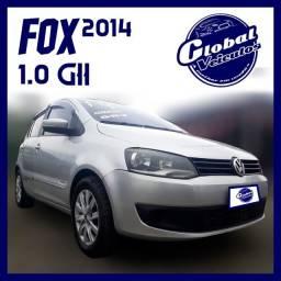 Fox 2014 1.0 kit gás doc em dia GII