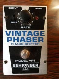 Pedal vintage Phaser