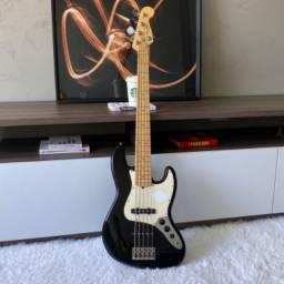Baixo Fender American Standard 5c Jazz Bass