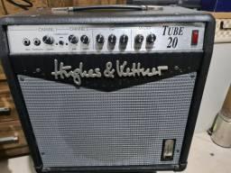 Amplificador 100% valvulado tube 20 hughes & kettner BAIXEI