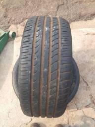 Roda 17 com pneu 205 40 17 ,1700 reais