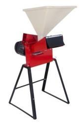 Frete Grátis - Forrageiro Picador Triturador Com Motor 1,5cv 110/220v