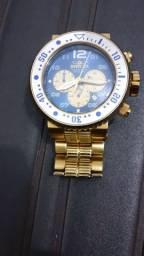 Vendo relógio invicta valor 500 reais