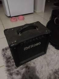 caixa amplificador Meteoro  NITROUS DRIVE E15   30W