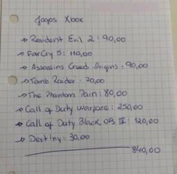 07 jogos Xbox one